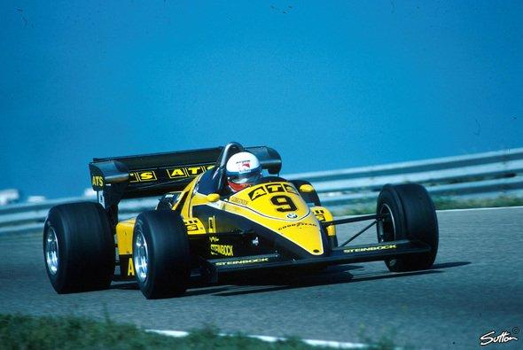 Manfred Winkelhock - Der große Allroundpilot - Foto: Sutton