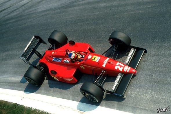Michele Alboreto - Ein Leben für den Motorsport - Foto: Sutton