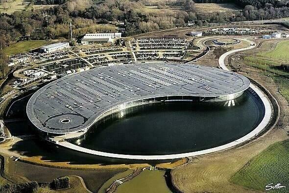 McLaren will seine Windkanal-Arbeit vom Toyota-Tunnel ins MTC verlagern - Foto: Sutton