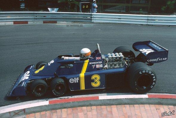 Der Tyrrell P34 sorgte für viel Aufsehen - Foto: Sutton