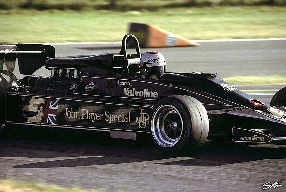 Mario Andretti - Ein amerikanischer Traum! - Foto: Sutton