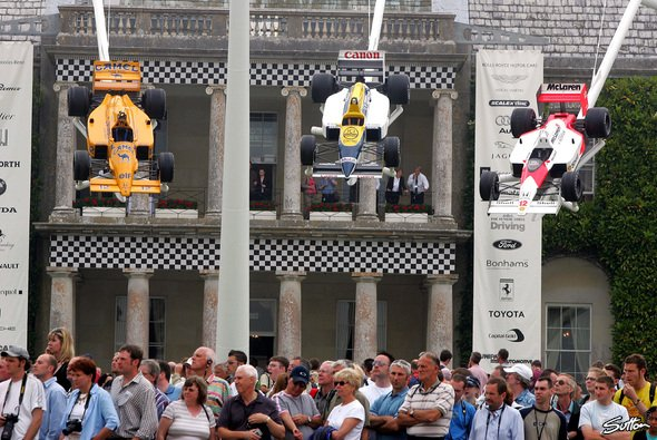 Das Goodwood Festival of Speed - Foto: Sutton