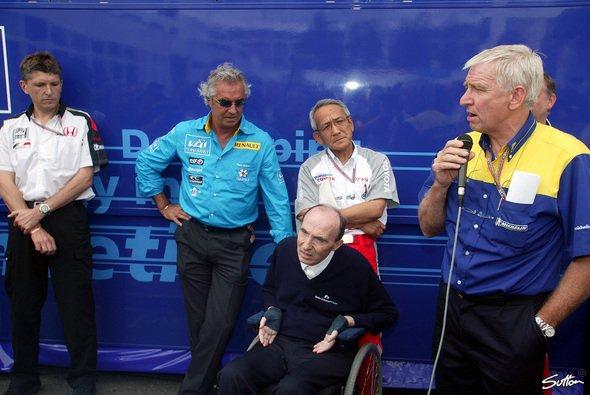 Ein Nicht-WM-Lauf in den USA - das ist die neueste Idee der Michelin-Teams. - Foto: Sutton
