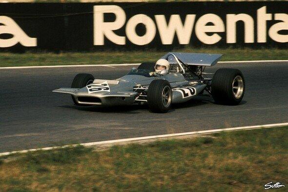 Hubert Hahne beim Deutschland GP 1970. - Foto: Sutton