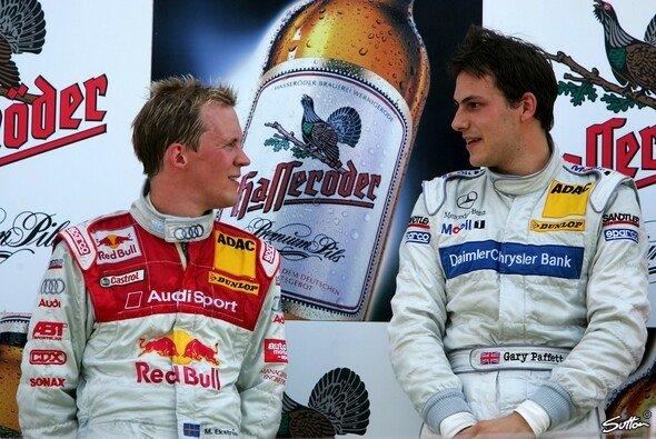 Paffett übernahm die Meisterschaftsführung von Ekström. - Foto: Sutton
