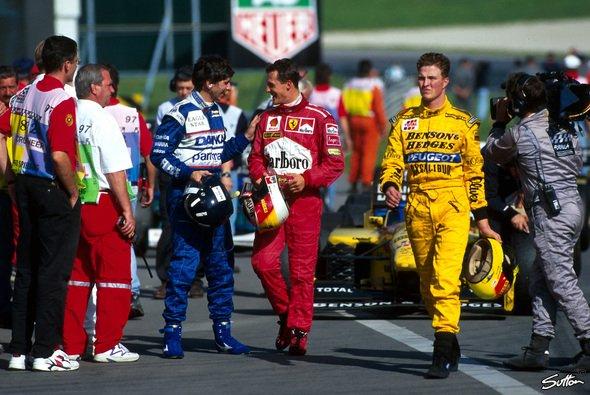 1997 kehrte die Formel 1 zum ersten Mal nach Österreich zurück