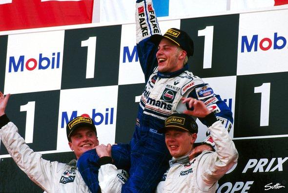Jacques Villeneuves WM-Triumph in Jerez 1997 war der bisher letzte Titel der legendären Paarung Williams-Renault