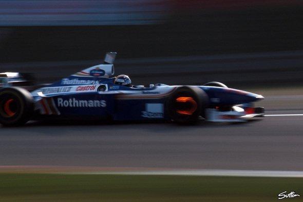 Der letzte Williams-Titel datiert aus dem Jahr 1997