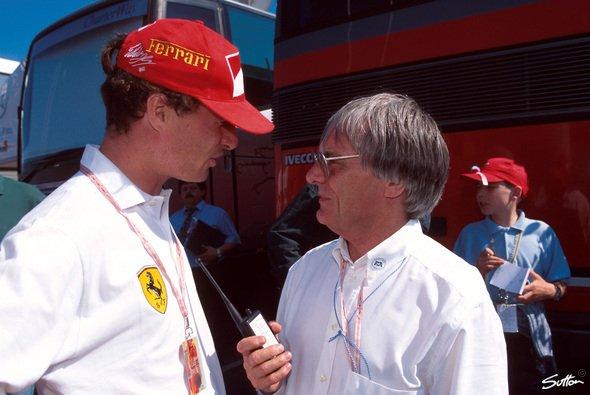 Eddie Irvine geht auf die F1-Entscheider los