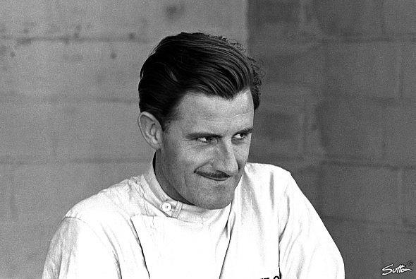 Graham Hill ist bis heute der einzige Fahrer, der sowohl die Formel-1-WM, die 24h von Le Mans als auch das Indy500-Rennen gewann. - Foto: Sutton
