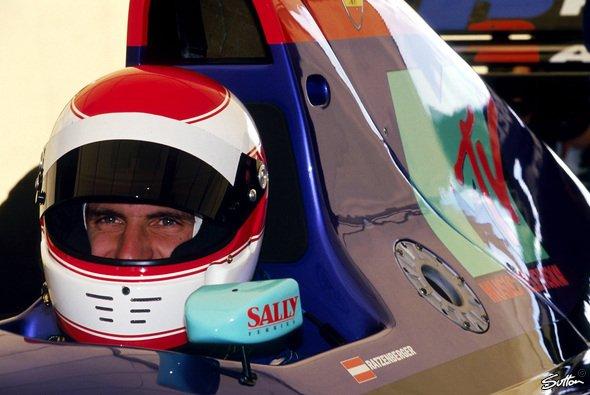 Ratzenberger starb vor 20 Jahren in Imola