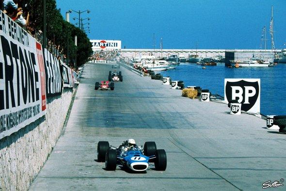 In Monaco fährt die Formel 1 seit 1950 - Foto: Sutton
