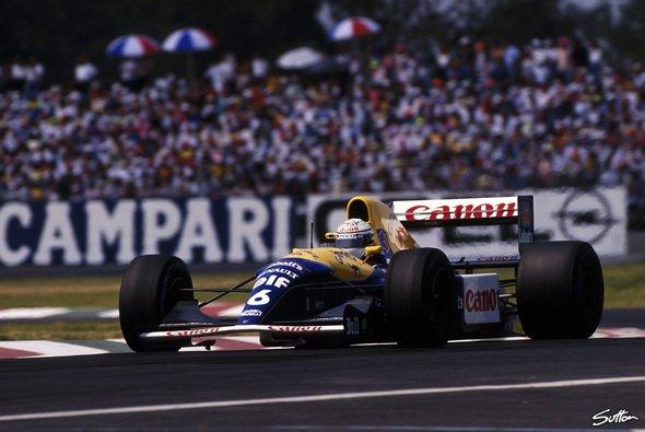 Bis 1992 war die Formel 1 in Mexiko zu Gast