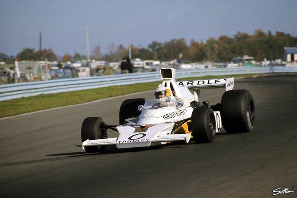 Jody Scheckter war 1973 der erste Fahrer der F1-Geschichte mit der Startnummer 0