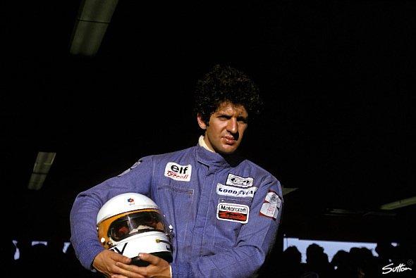 Jody Scheckter krönte sich nach einem wilden Start in die F1-Karriere zum Weltmeister mit Ferrari - Foto: Sutton