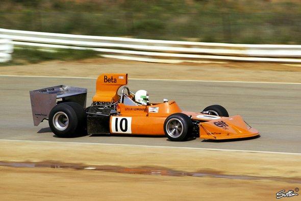 Lella Lombardi hat bisher als einzige Frau in der Formel 1 gepunktet