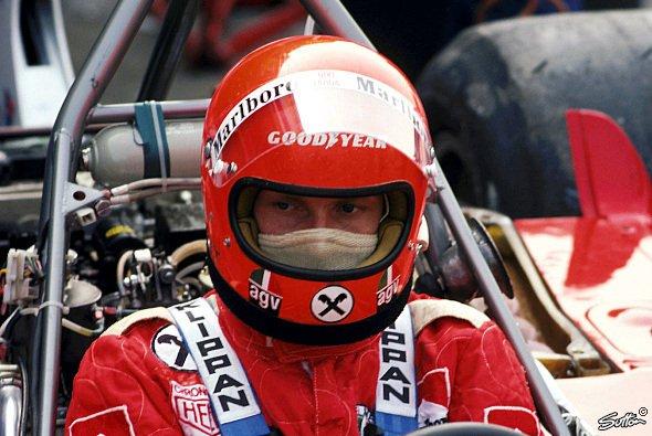 Der Ferrari 312T war zuerst in den Händen von Formel-1-Legende Niki Lauda erfolgreich - Foto: Sutton