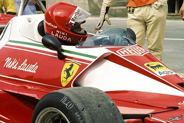 Der dreifache F1-Weltmeister Niki Lauda ist am 20. Mai verstorben - Foto: Sutton