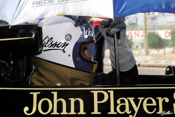 Gunnar Nilsson ging in der Formel 1 in 32 Grands Prix für Lotus an den Start - Foto: Sutton