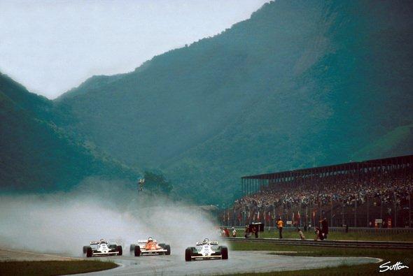 Aus Rio und den grünen Tälern um den Jacarepagua-Circuit ist die F1 schon eine Zeit lang weg