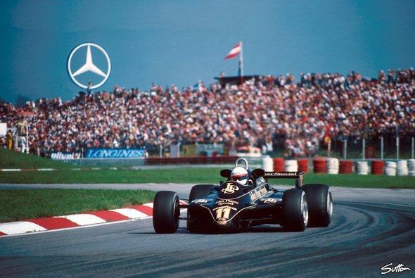 Die Formel 1 dreht wieder in Spielberg ihre Runden