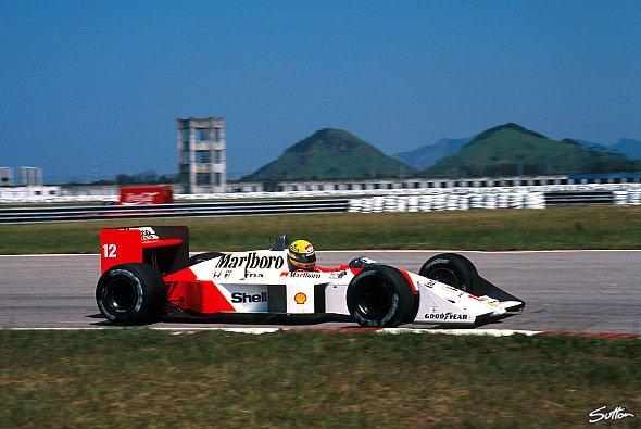 Die Formel 1 soll laut Brasiliens Präsident Jair Bolsonaro 2020 nach Rio de Janeiro zurückkehren - Foto: Sutton