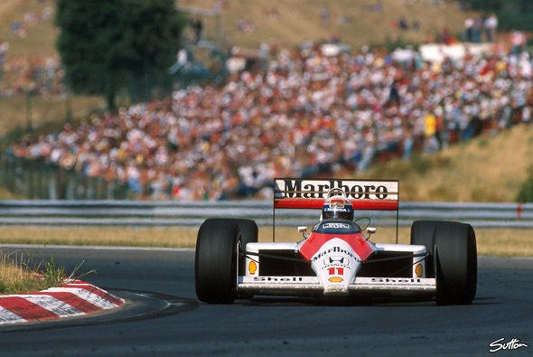 Alain Prost verpasste gleich zwei Mal hauchdünn den Titel - Foto: Sutton