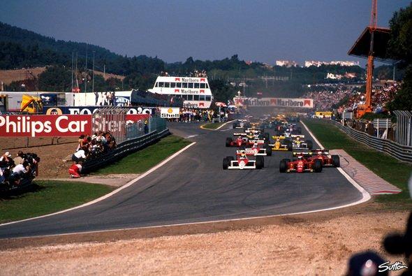 Die Zeiten der Portugal Grands Prix sind schon etwas länger vorbei - Foto: Sutton