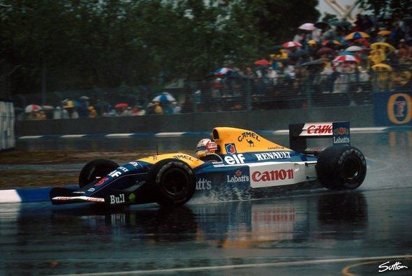 Der Australien GP 1991 in Adelaide war das kürzeste Rennen der Formel-1-Geschichte - Foto: Sutton