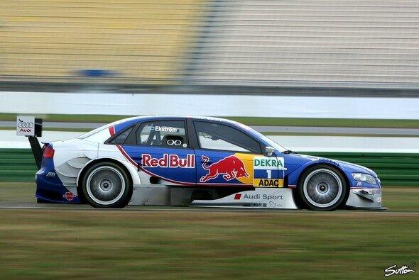 Ekström geht weiter für Audi auf Punktejagd. - Foto: Sutton