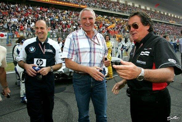Didi Mateschitz macht Franz Tost zum Nachfolger von Gian Carlo Minardi. - Foto: Sutton