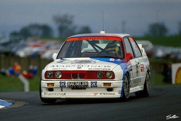 BMW war und ist erfolgreich in der DTM - Foto: Sutton