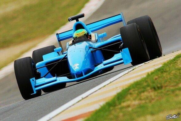 Eliseo Salazar beim GP Masters in Südafrika.