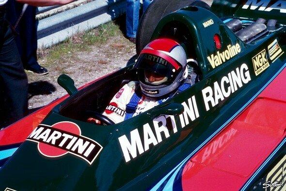 Martini verfügt über eine lange Tradition im Motorsport
