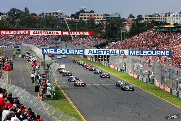 In Australien beginnt die Saison so richtig. - Foto: Sutton