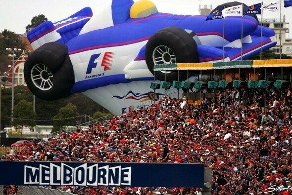 Das Rennen in Melbourne soll wieder frischer werden