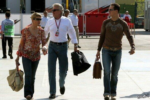 Willi Weber war von 1988 bis 2010 Michael Schumachers Manager - Foto: Sutton