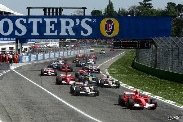 Die Formel 1 kehrt 2020 erstmals seit 2006 wieder nach Imola zurück - Foto: Sutton