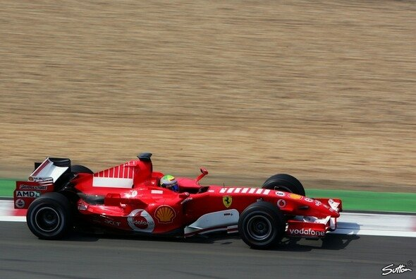 Bestzeit für Felipe Massa. - Foto: Sutton