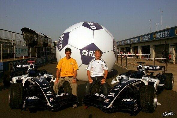 Nico Rosberg ist Fußballfan durch und durch