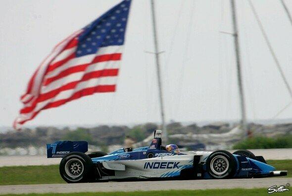 So schnell kann es manchmal gehen: Allmendinger fuhr bereits von 2004 bis 2006 Champ-Car
