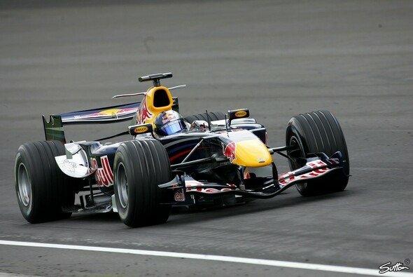 Klien in Indy schneller als Coulthard - Foto: Sutton
