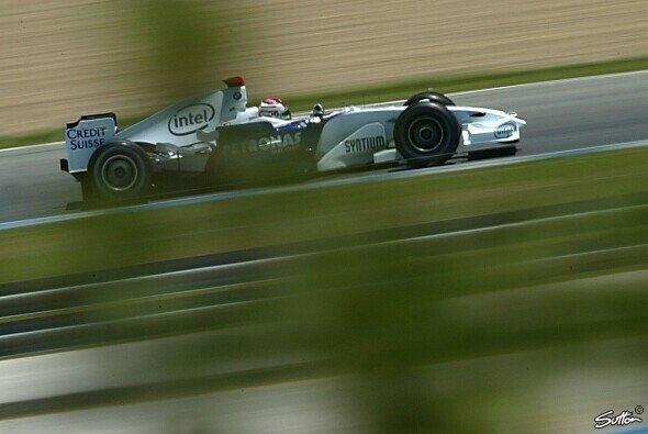 Kubica fuhr die schnellste Runde. - Foto: Sutton