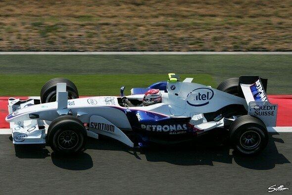 Kubica stach Alonso aus. - Foto: Sutton