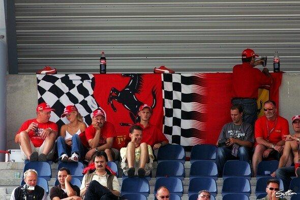 Ferrai-Fans hatten Grund zur Freude - Foto: Sutton