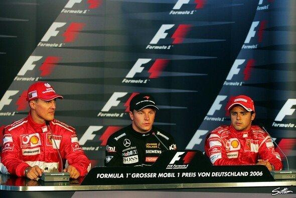 McLaren und Ferrari ganz vorne im Qualifying - Foto: Sutton