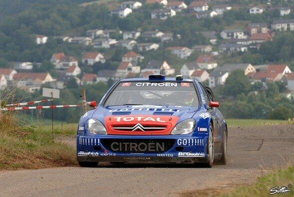 Loeb war in Deutschland nicht zu bezwingen. - Foto: Sutton