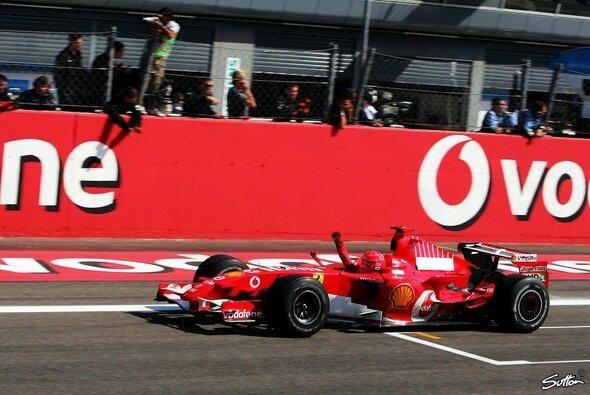 Ferrari kann auch ohne Schumacher erfolgreich sein