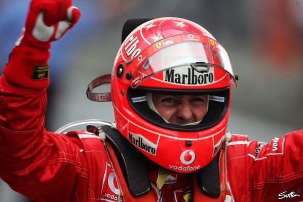 So wollen wir Michael Schumacher wieder lachen sehen