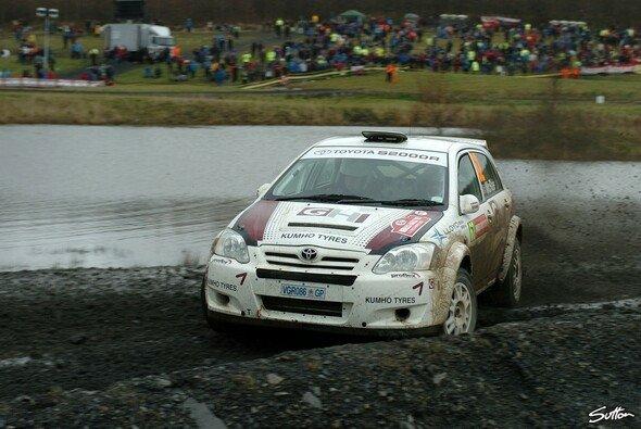 Alister McRae kehrt nach fünf Jahren Abstinenz in die Rallye-WM zurück.